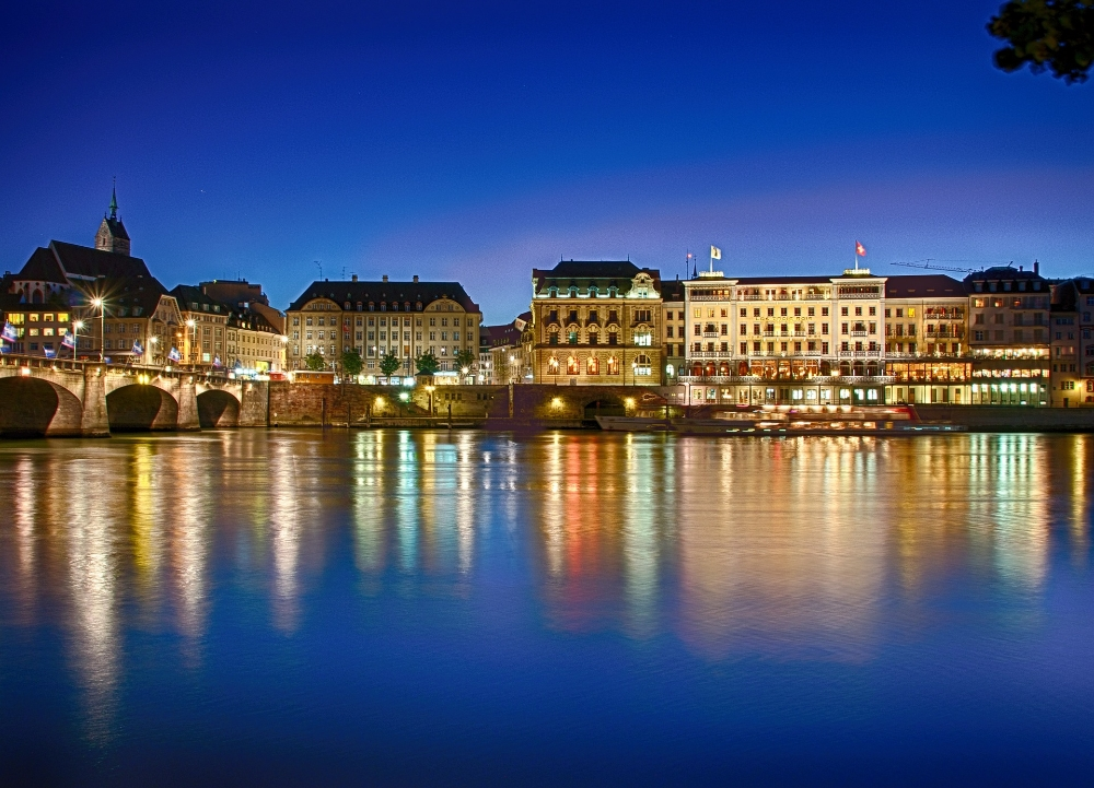 Basel scores tenth place in quality of living ranking