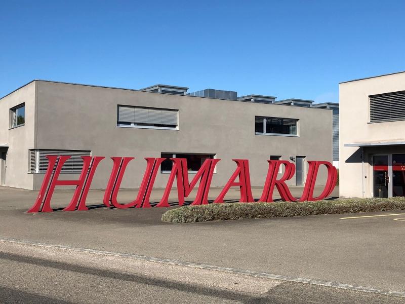 La passion, l'ingéniosité et le plaisir d'aller au travail font partie des valeurs d'entreprise chez HUMARD Automation SA