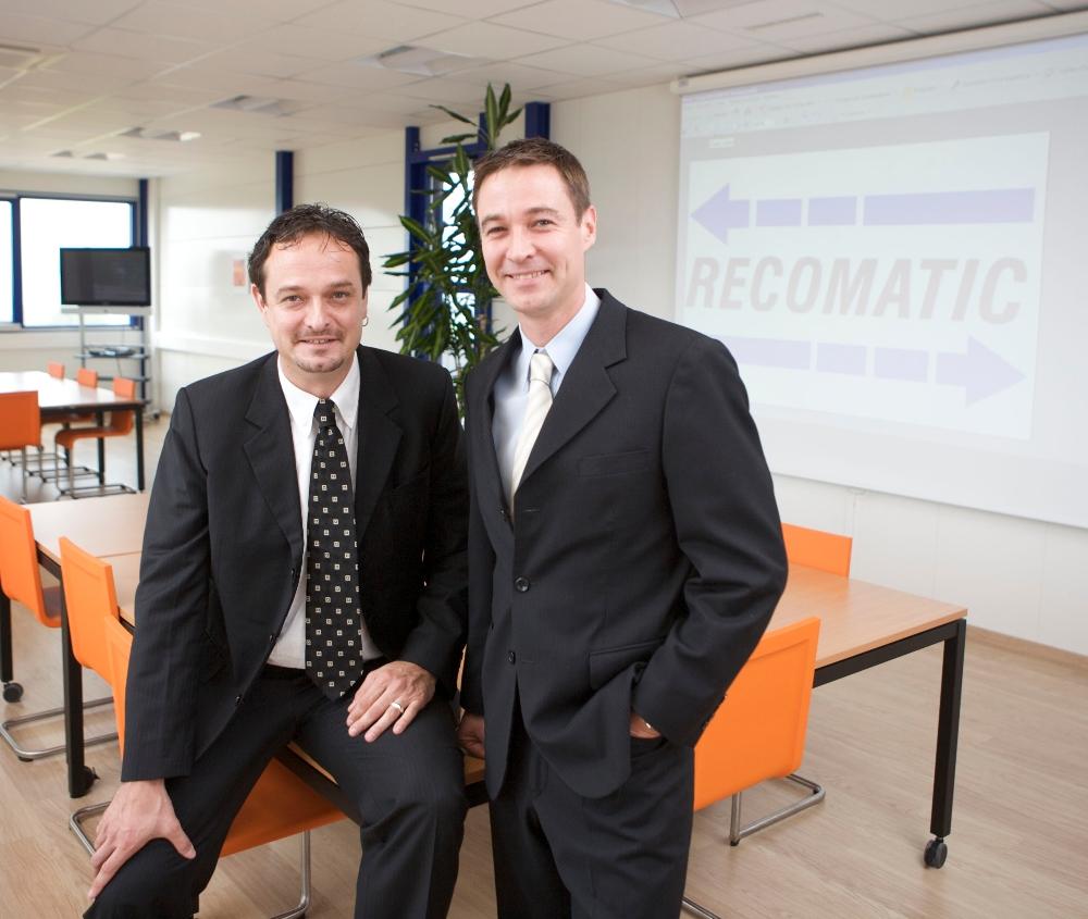 Le Groupe RECOMATIC soigne l'état de surface du luxe suisse