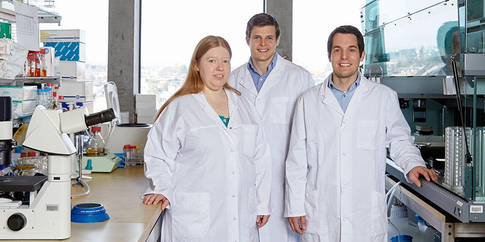T3 Pharmaceuticals wins W.A. de Vigier Award