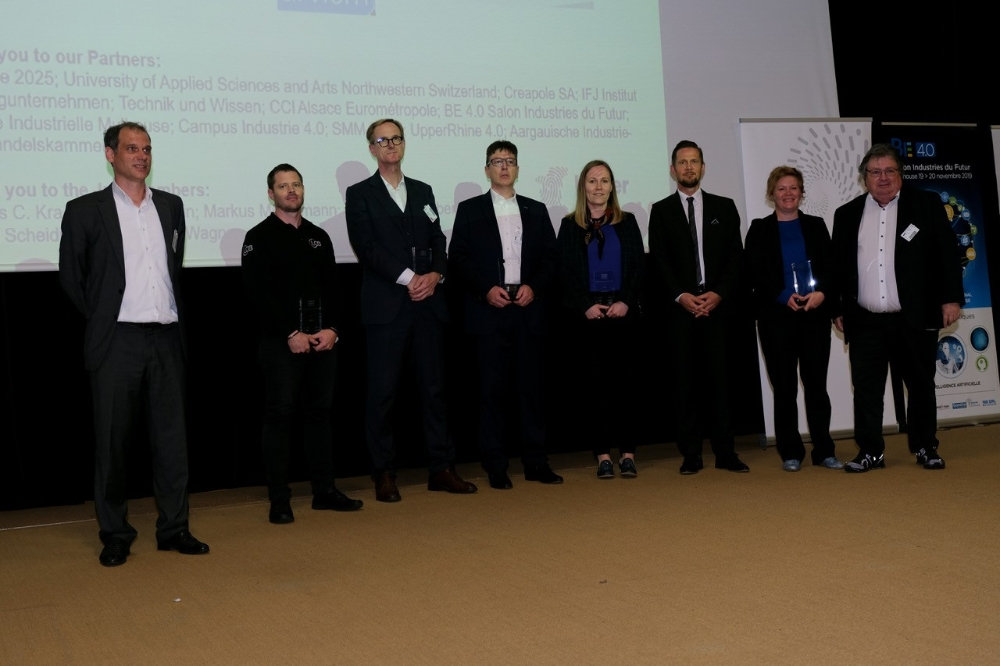 Six companies win the i4Challenge 2019