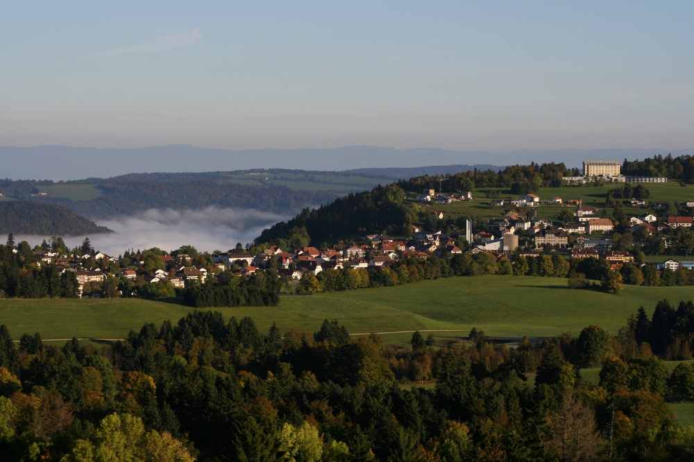 Jura has plenty of greenfield sites