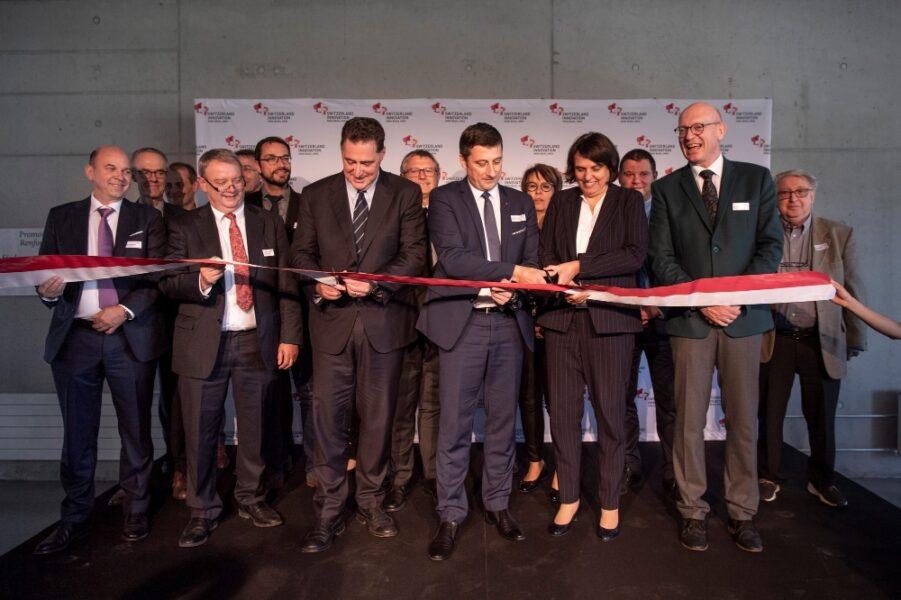Le Switzerland Innovation Park Basel Area inaugure son nouveau site dans le Jura