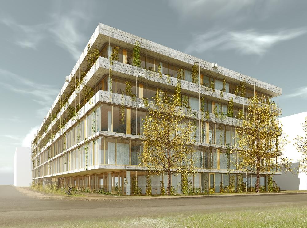 Swiss TPH breaks ground on new headquarters