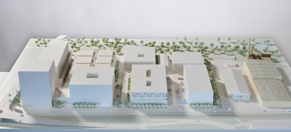Project uptown Basel taking shape