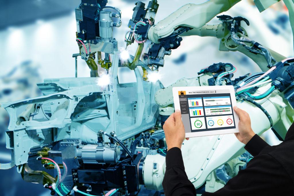 Projets de l'industrie 4.0 en demande