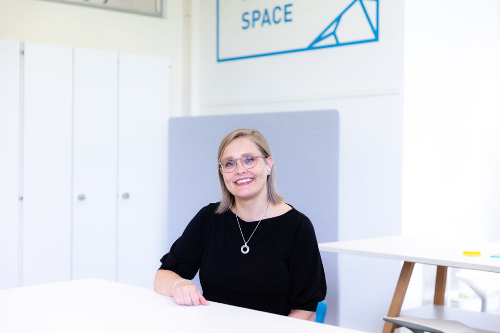 Coworking in the Basel Area – An Interview with Karin Crisanto