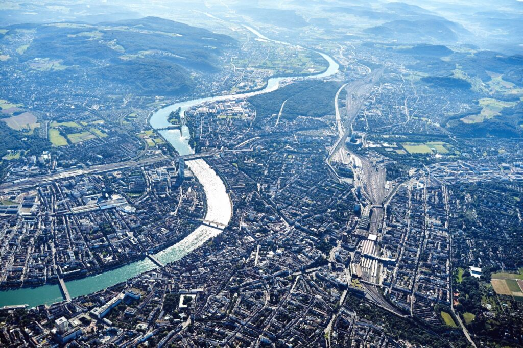 Basel, Switzerland (Basel Area Business & Innovation)