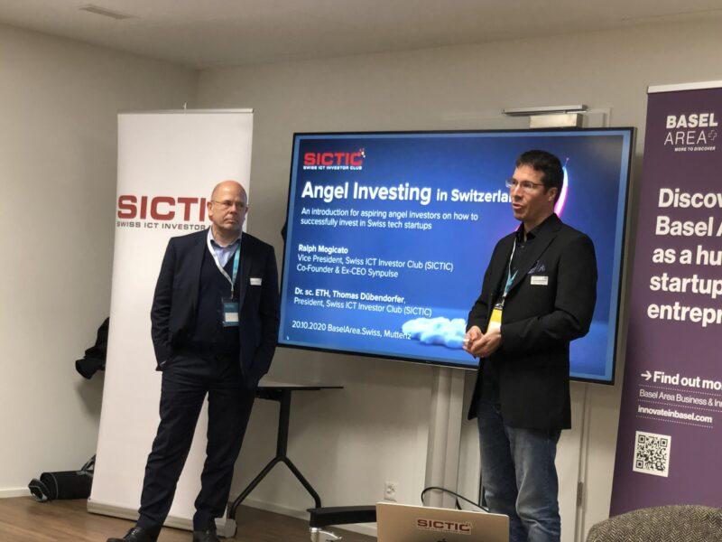 Angel investor workshop (Basel Area Business & Innovation)
