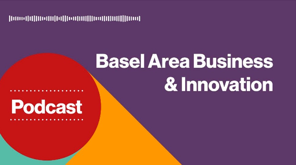 Basel Area Business & Innovation Podcast cover image