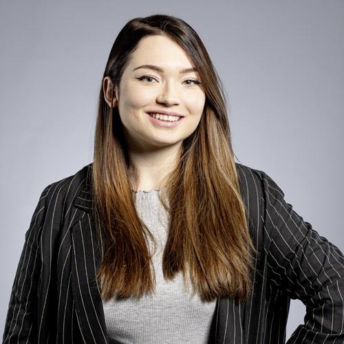 Julijana Stula, Trainee Marketing & Communications
