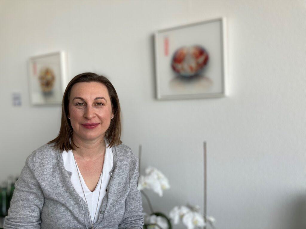 "Marija Plodinec: ""I like a good challenge"""
