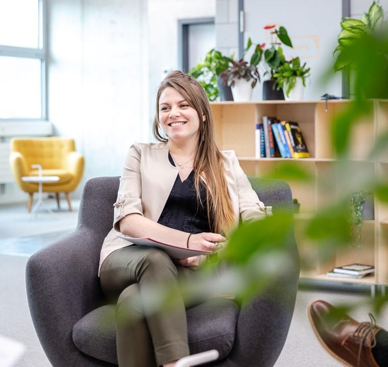L'avenir de l'entrepreneuriat féminin: interview avec Tiphaine Charretier